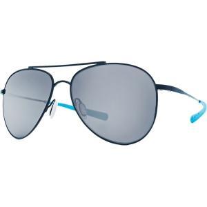 コスタ サングラス・アイウェア メンズ アクセサリー Cook 580P Polarized Sunglasses Satin Black Ocearch - Silver Gray Mirror 580P|astyshop