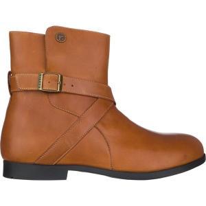 ビルケンシュトック ブーツ&レインブーツ レディース シューズ Collins Boot - Women's Camel Leather astyshop