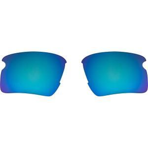 オークリー サングラス・アイウェア メンズ アクセサリー Flak 2.0 XL Prizm Replacement Lens Prizm Sapphire|astyshop