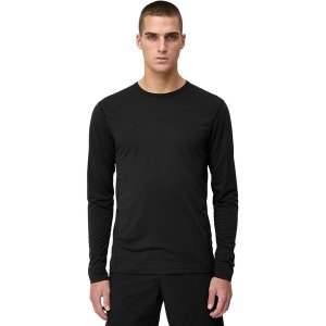 レイニングチャンプ シャツ メンズ トップス Training Long-Sleeve Shirt - Men's Black|astyshop