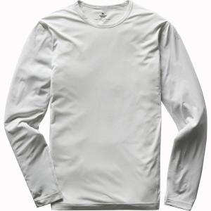 レイニングチャンプ シャツ メンズ トップス Training Long-Sleeve Shirt - Men's Sky Grey|astyshop