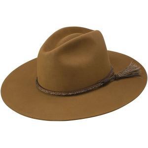ステトソン 帽子 メンズ アクセサリー Weltmeyer Hat Chestnut astyshop