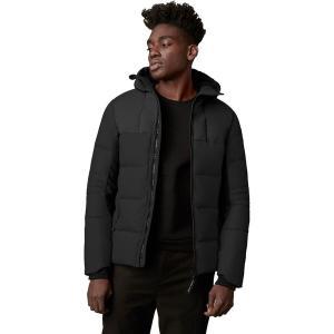 カナダグース ジャケット&ブルゾン メンズ アウター Hybridge Coat - Men's Black|astyshop