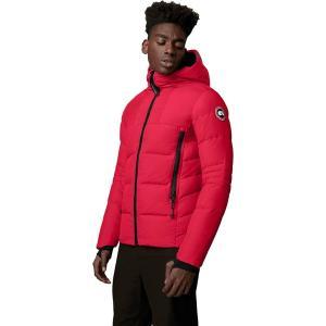カナダグース ジャケット&ブルゾン メンズ アウター Hybridge Coat - Men's Red|astyshop