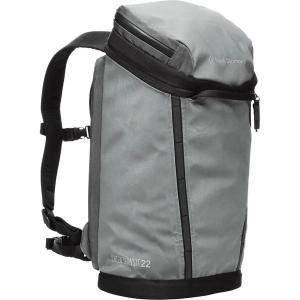 ブラックダイヤモンド バックパック・リュックサック メンズ バッグ Creek Transit 22L Backpack Ash astyshop