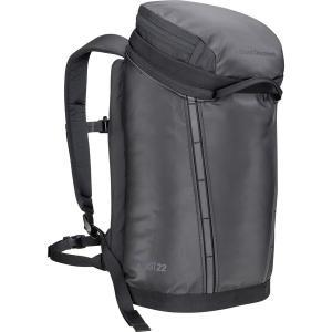 ブラックダイヤモンド バックパック・リュックサック メンズ バッグ Creek Transit 22L Backpack Black astyshop