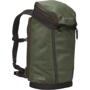ブラックダイヤモンド バックパック・リュックサック メンズ バッグ Creek Transit 22L Backpack Sargeant astyshop