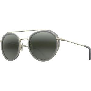 ヴュアルネ サングラス&アイウェア レディース アクセサリー Edge Round Sunglasses GRE|astyshop