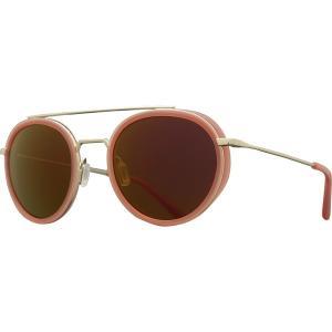 ヴュアルネ サングラス&アイウェア レディース アクセサリー Edge Round Sunglasses RDBRBNPUFL|astyshop