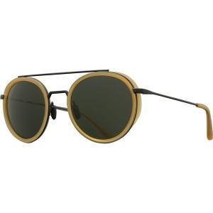 ヴュアルネ サングラス&アイウェア レディース アクセサリー Edge Round Sunglasses AMBGRE|astyshop
