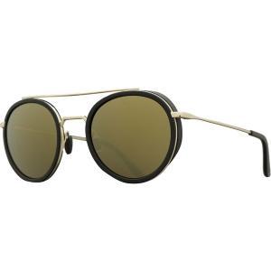 ヴュアルネ サングラス&アイウェア レディース アクセサリー Edge Round Sunglasses BKMABNGDFL|astyshop