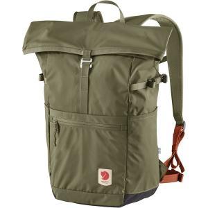フェールラーベン バックパック・リュックサック メンズ バッグ High Coast Foldsack 24L Backpack Green astyshop