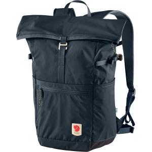フェールラーベン バックパック・リュックサック メンズ バッグ High Coast Foldsack 24L Backpack Navy astyshop