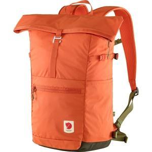 フェールラーベン バックパック・リュックサック メンズ バッグ High Coast Foldsack 24L Backpack Rowan Red astyshop