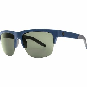 エレクトリック サングラス・アイウェア メンズ アクセサリー Knoxville Pro Sunglasses Matte Navy-Grey Plus|astyshop