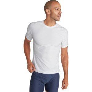 エクスオフィシオ シャツ メンズ トップス Give-N-Go 2.0 T-Shirt - Men's White|astyshop