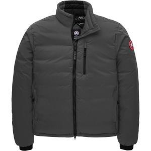 カナダグース ジャケット&ブルゾン メンズ アウター Lodge Matte Finish Down Jacket GRA|astyshop