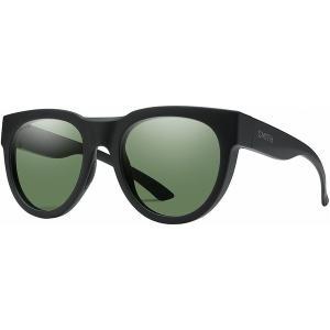 スミス サングラス・アイウェア メンズ アクセサリー Crusader ChromaPop Polarized Sunglasses Matte Black/Polarized Gray Green|astyshop