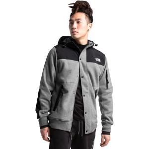 ノースフェイス ジャケット&ブルゾン メンズ アウター Highrail Fleece Jacket - Men's Tnf Medium Grey Heather|astyshop