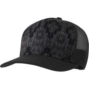 アウトドアリサーチ 帽子 メンズ アクセサリー Chain Reaction Trucker Cap - Women's Black astyshop