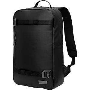 ディービー バックパック・リュックサック メンズ バッグ The Scholar Backpack Black Leather astyshop