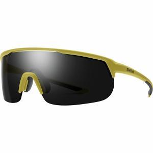 スミス サングラス・アイウェア メンズ アクセサリー Trackstand ChromaPop Sunglasses Matte Mystic Green/Chormapop Black|astyshop