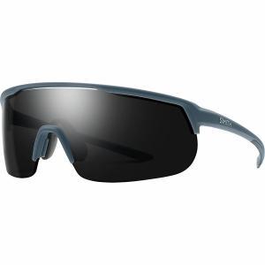 スミス サングラス・アイウェア メンズ アクセサリー Trackstand ChromaPop Sunglasses Matte Iron/Chromapop Black|astyshop