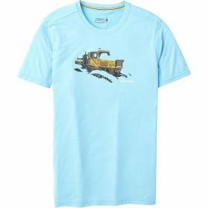 スマートウール シャツ メンズ トップス Merino Sport 150 Winter Workhorse T-Shirt GEYBL|astyshop