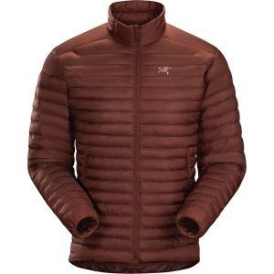 アークテリクス ジャケット&ブルゾン メンズ アウター Cerium SL Down Jacket RED|astyshop