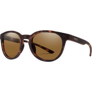 スミス サングラス・アイウェア メンズ アクセサリー Eastbank Chromapop Polarized Sunglasses Matte Tortoise Frame/Brown Polarized|astyshop
