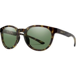 スミス サングラス・アイウェア メンズ アクセサリー Eastbank Chromapop Polarized Sunglasses Vintage Tortoise Frame/Gray Green Polarized|astyshop