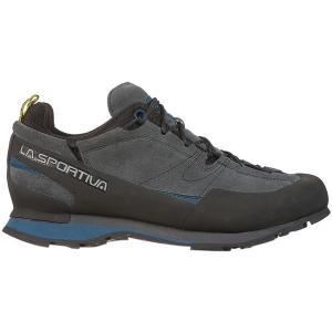 ラスポルティバ スニーカー メンズ シューズ Boulder X Approach Shoe - Men's Carbon/Opal astyshop