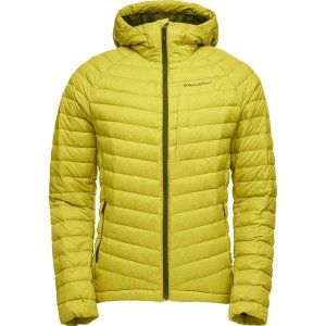 ブラックダイヤモンド ジャケット&ブルゾン メンズ アウター Access Hooded Down Jacket - Men's Sulphur|astyshop