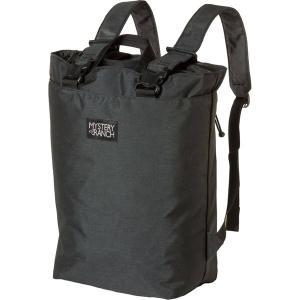 ミステリーランチ バックパック・リュックサック メンズ バッグ Booty Deluxe 21L Backpack Black astyshop
