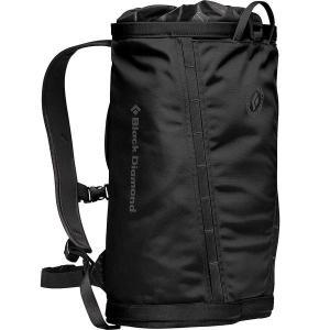 ブラックダイヤモンド バックパック・リュックサック メンズ バッグ Street Creek 20L Backpack Black astyshop