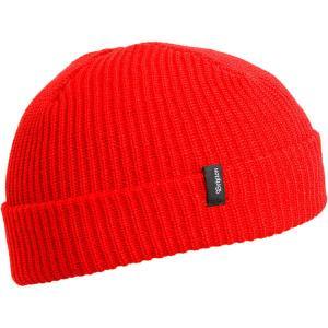 ブリクストン 帽子 メンズ アクセサリー Heist Beanie Red astyshop