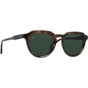 レーン サングラス・アイウェア メンズ アクセサリー Sage Polarized Sunglasses Kola Tortoise/Green Polarized|astyshop