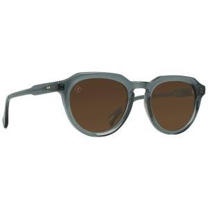 レーン サングラス・アイウェア メンズ アクセサリー Sage Polarized Sunglasses Slate/Vibrant Brown Polarized|astyshop