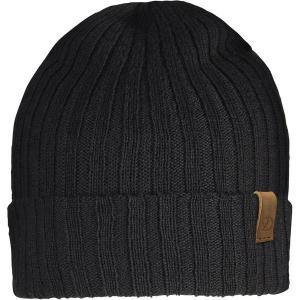 フェールラーベン 帽子 メンズ アクセサリー Byron Thin Hat Black astyshop