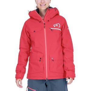 オルトボックス ジャケット・ブルゾン レディース アウター 2L Swisswool Andermatt Jacket - Women's Hot Coral|astyshop