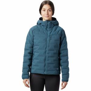 マウンテンハードウェア ジャケット・ブルゾン レディース アウター Super DS Stretchdown Hooded Jacket - Women's Icelandic|astyshop