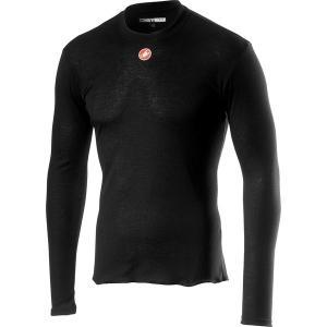 カステリ シャツ メンズ トップス Prosecco R Long-Sleeve Base Layer Top - Men's Black|astyshop