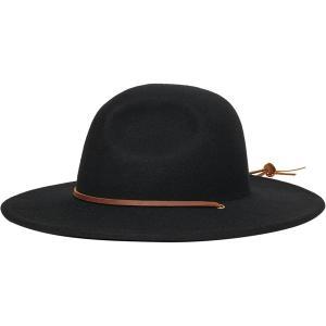 ブリクストン 帽子 メンズ アクセサリー Tiller III Hat Black astyshop