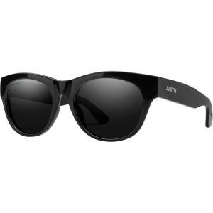 スミス サングラス・アイウェア メンズ アクセサリー Sophisticate Chromapop Polarized Sunglasses Black Frame/Black Polarized|astyshop