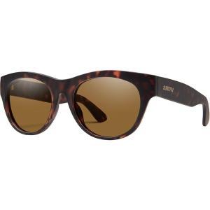 スミス サングラス・アイウェア メンズ アクセサリー Sophisticate Chromapop Polarized Sunglasses Matte Tortoise Frame/Brown Polarized|astyshop