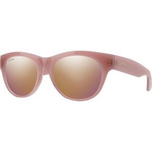 スミス サングラス・アイウェア メンズ アクセサリー Sophisticate Chromapop Polarized Sunglasses Coffee Frame/Rose Gold Polarized|astyshop