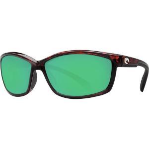 コスタ サングラス&アイウェア レディース アクセサリー Manta 580G Polarized Sunglasses - Women's Tortoise Green Mir 580g|astyshop