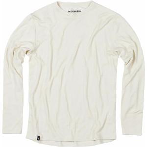 ダックワース Tシャツ メンズ トップス Comet Crew Long-Sleeve Shirt - Men's Natural astyshop