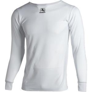ジョルダーノ シャツ メンズ トップス Sport Long Sleeve Top White|astyshop