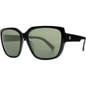 エレクトリック サングラス&アイウェア レディース アクセサリー Honey Bee Sunglasses - Women's  Gloss Black-Grey|astyshop